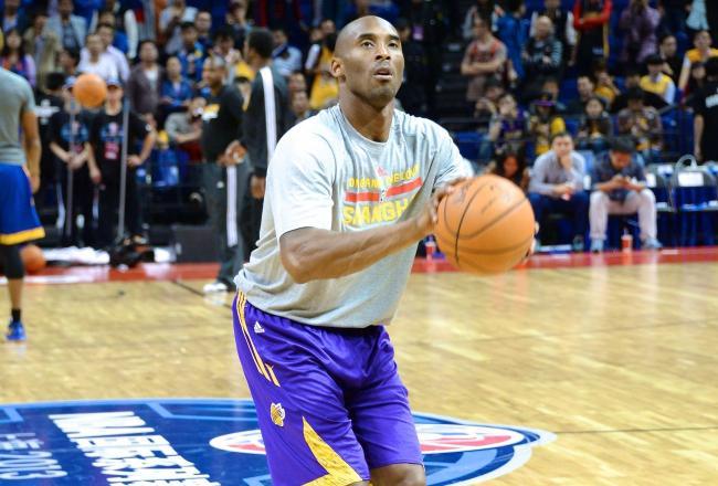 Kobe Bryant Cleared to Play
