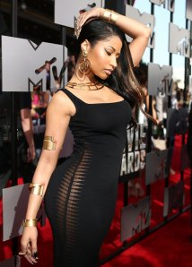 Nicki-Minaj-MTV-Movie-Awards-2014