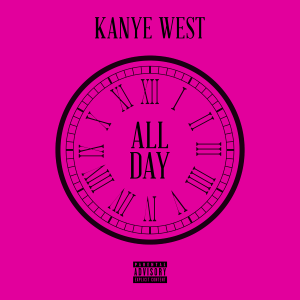 Kanye-West-All-Day-MP3-Download